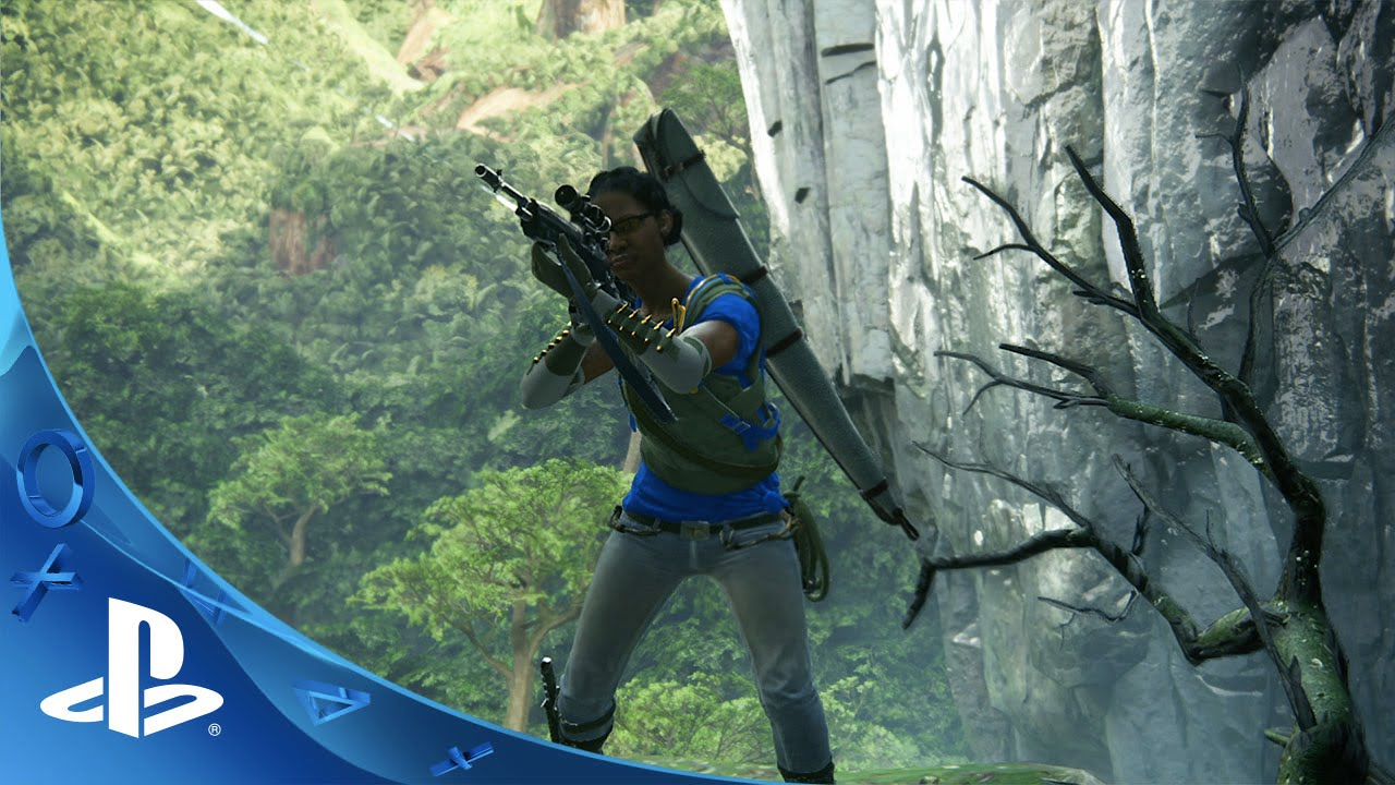 PlayStation Experience 2015: UNCHARTED 4: A Thiefs End - Sidekicks | PS4