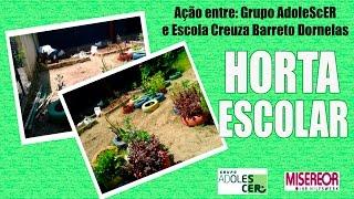 Horta Escolar - Uma proposta Pedagógica