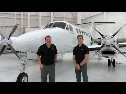 Dive Deep Into Fusion Avionics in the King Air 360