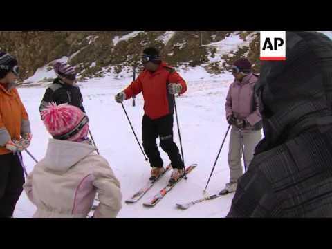 Warm Weather Disrupts Opening Of Ski Season