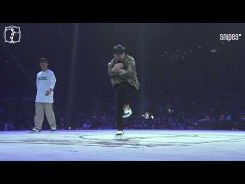 Locking quarter final - Juste Debout 2019 - Cio & Masato vs Yuki & Kiyamu