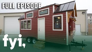 Tiny House Hunting: A Tiny Starter Home  Season 2, Episode 9  | Full Episode | Fyi