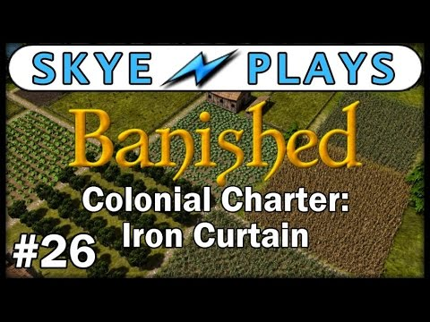 Banished Colonial Charter - Part 26 ► Crime and Punishment ◀ Gameplay / Tips