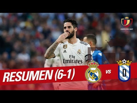 Resumen de Real Madrid vs UD Melilla (6-1) Mp3