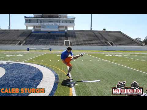 One On One Kicking Training Day Ft. Caleb Sturgis, Cairo Santos