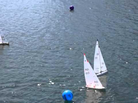 Sailing R/C International One Metre