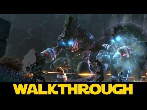 SWTOR - Explosive Conflict Walkthrough (SM) - All Bosses