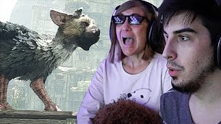 THE LAST GUARDIAN con mi Sra Madre
