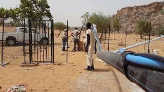 SOLAR23, Mauritania SOLAR PUMPING Installation 2