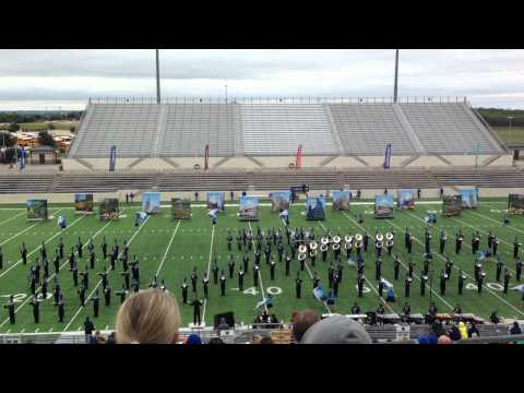 Frisco High School Marching Band - 10/11/14 Music in Motion