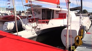 2016 Neel 45 Trimaran - Walkaround - 2015 Annapolis Sail Boat Show