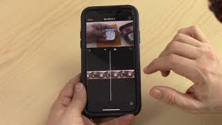 Part 2: Editing and uploading videos directly from your iPhone.