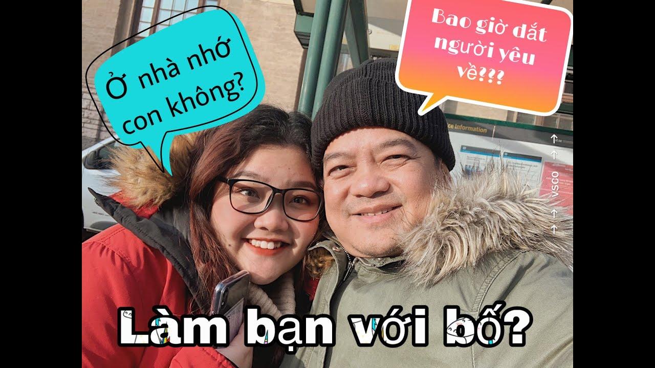 BAO GIỜ DẮT NGƯỜI YÊU VỀ?! I Q&A WITH MY DAD I DU HỌC SINH HUNGARY ~MOON MOON~
