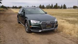 2017 Audi A4 Allroad First Look