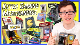 Retro Gaming Merchandise - Scott The Woz