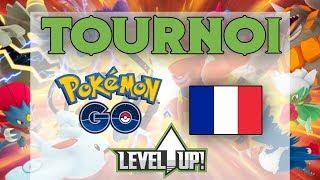 🔵[REDIFF] Le plus gros tournoi Pokémon GO de France ! PVP POKEMON GO au LEVELUP !