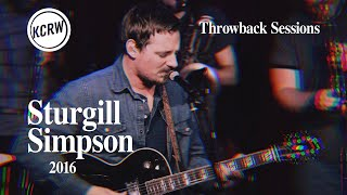 Sturgill Simpson - Full Performance - Live on KCRW, 2016