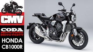 Honda CB1000R - test, opinia, recenzja, prezentacja, jazda testowa - CMV Moto Testy