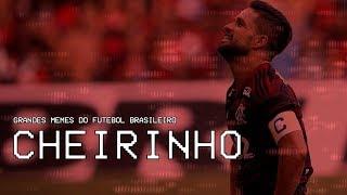 O famigerado 'cheirinho' do Flamengo | Grandes Memes do Futebol Brasileiro