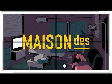 Youtube: till the edge of the night (feat. OOO & Kujira) / MAISONdes