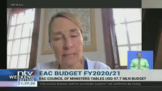 EAC Council of Ministers tables $98M budget
