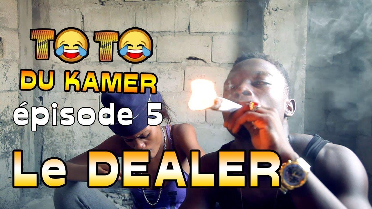 Les Aventures de TOTO DU KAMER épisode 5: Le Dealer - YouTube