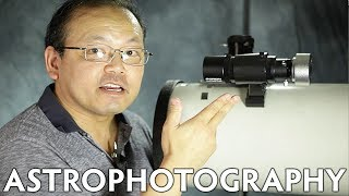 Astrophotography P3: Guiding Your Telescope