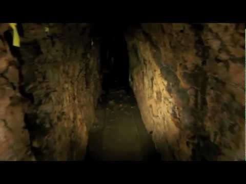 Abandoned Gold Mine New Zealand - Coromandel Lillis Mine
