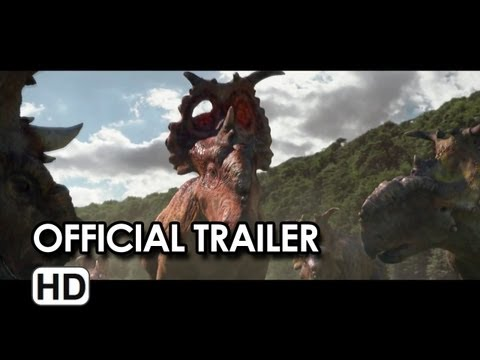 Walking with Dinosaurs Official Trailer #2 (2013)