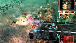 command and conquer 3 gameplay (commentary) part 1