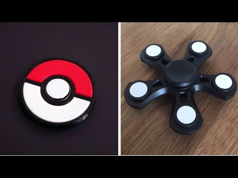 FIDGET SPINNER POKEMON (Diseños) Fidget spinner pokemon,iron man,batman