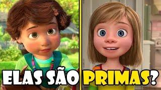 Riley e Bonnie são primas? Teoria Pixar, Toy Story 3 e Divertida Mente