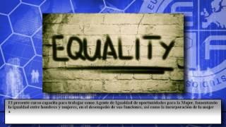 Agente Igualdad Oportunidades Mujer Online - Cursos Online