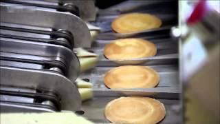 Как изготавливают печенье с предсказаниями