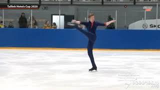 Александр Самарин КП. Tallink Hotels Cup 2020