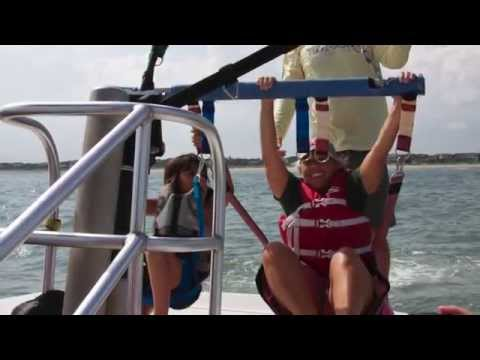 Parasailing The Isle Of Palms 2014