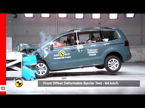 2020 SEAT Alhambra Crash & Safety Tests