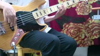 The YTSE Jam By Dream Theater (Bass Cover)