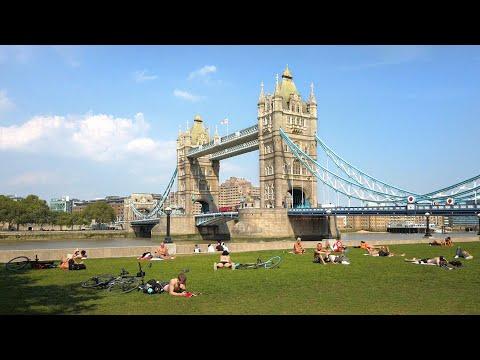 london-heatwave-walk-🥵-london-bridge-station---tower-bridge---monument-station