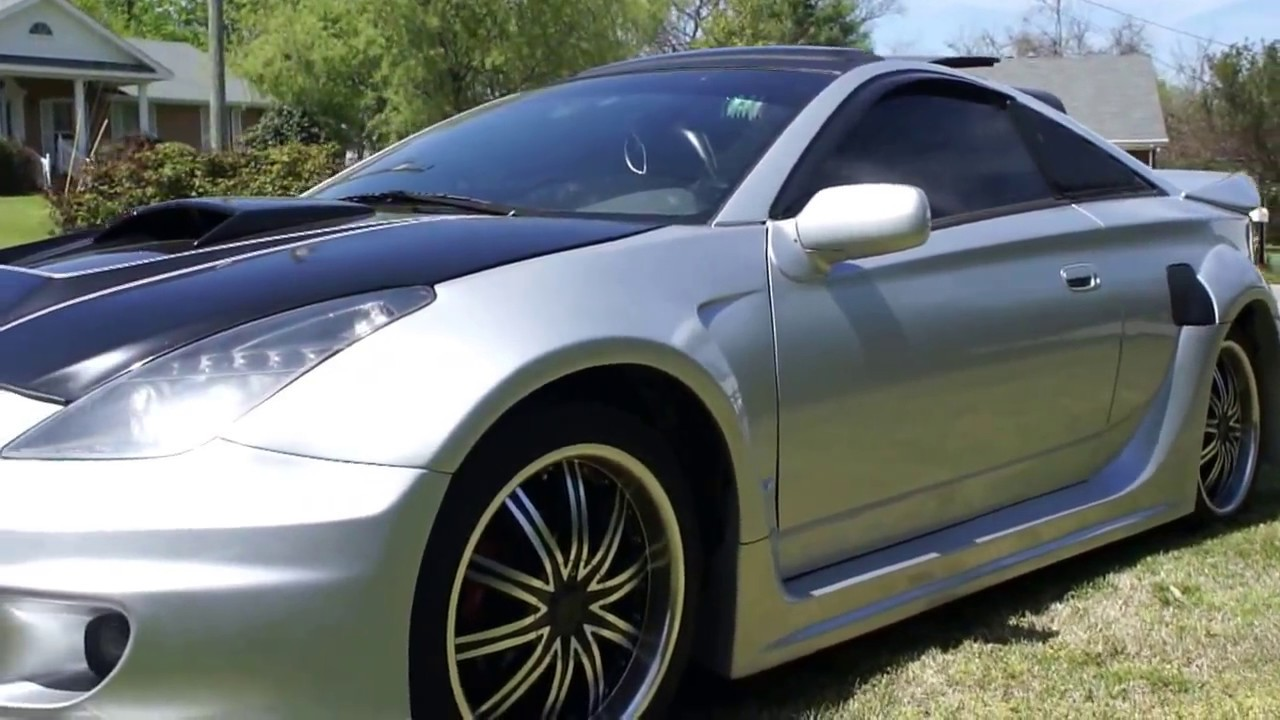 2001 toyota celica gts by joseph youtube. Black Bedroom Furniture Sets. Home Design Ideas