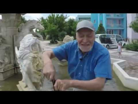 """Крокодилы и жирафы парка """"Тайган"""" в программе """"В мире животных"""" Николая Дроздова"""