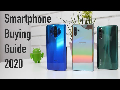 What to Look - Basic Smartphone Buying Guide!