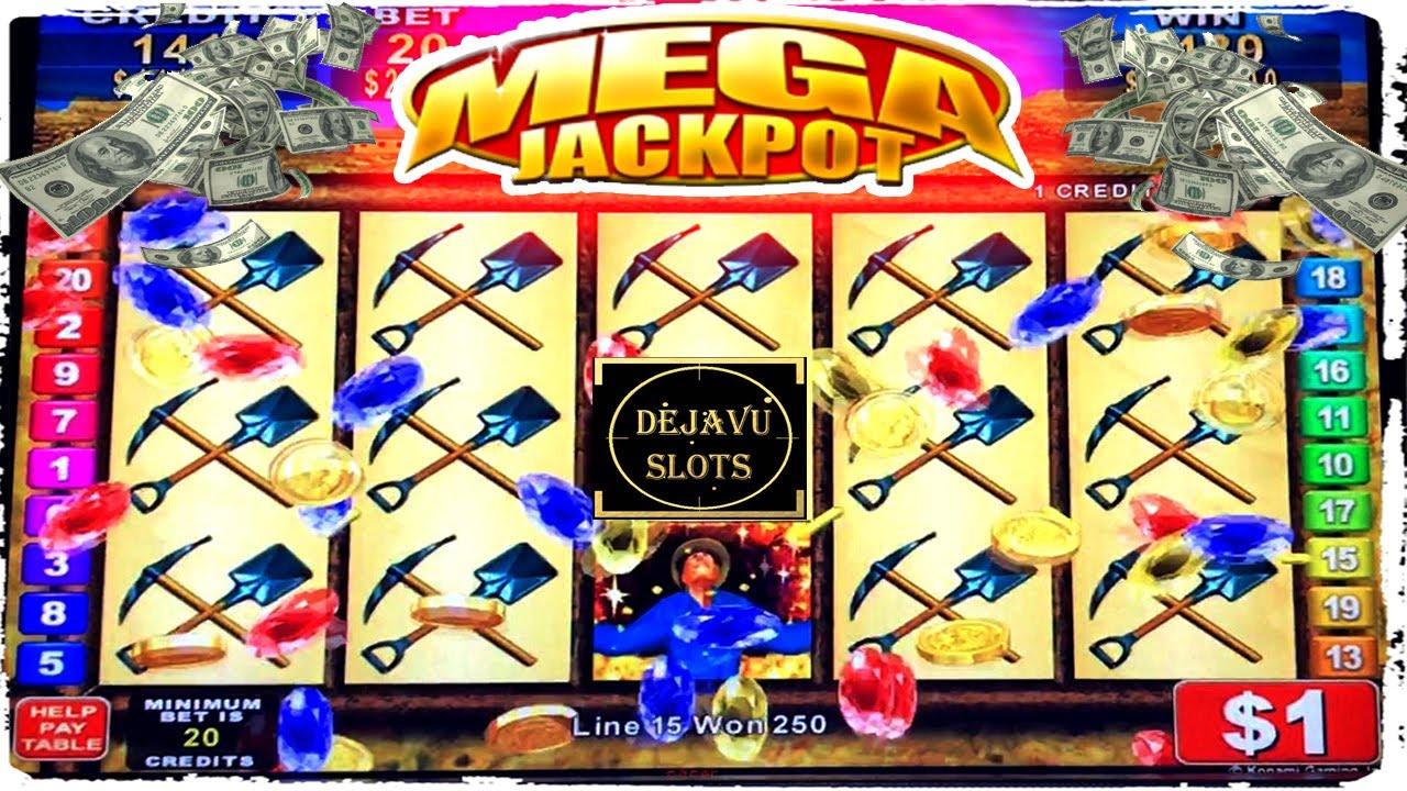 Mega Jackpot Slot