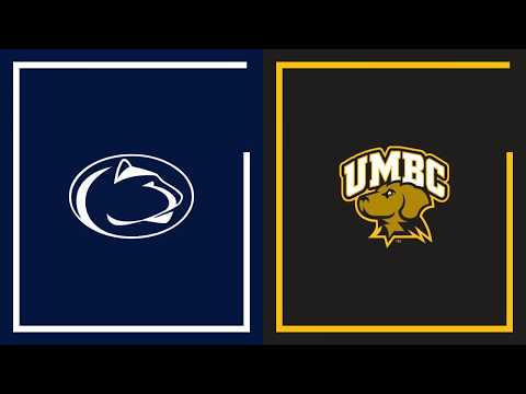 Highlights: UMBC and Penn State | Big Ten Basketball