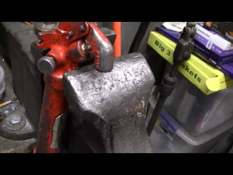 HYDRAULIC PORTA-POWER REPAIR (part 2)