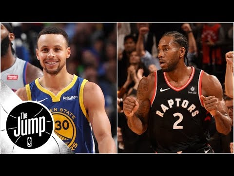 2019 NBA MVP debate: Stephen Curry or Kawhi Leonard? | The Jump