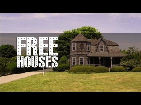 Free Houses! 6 Beautiful Historical Homes Being Offered For Free