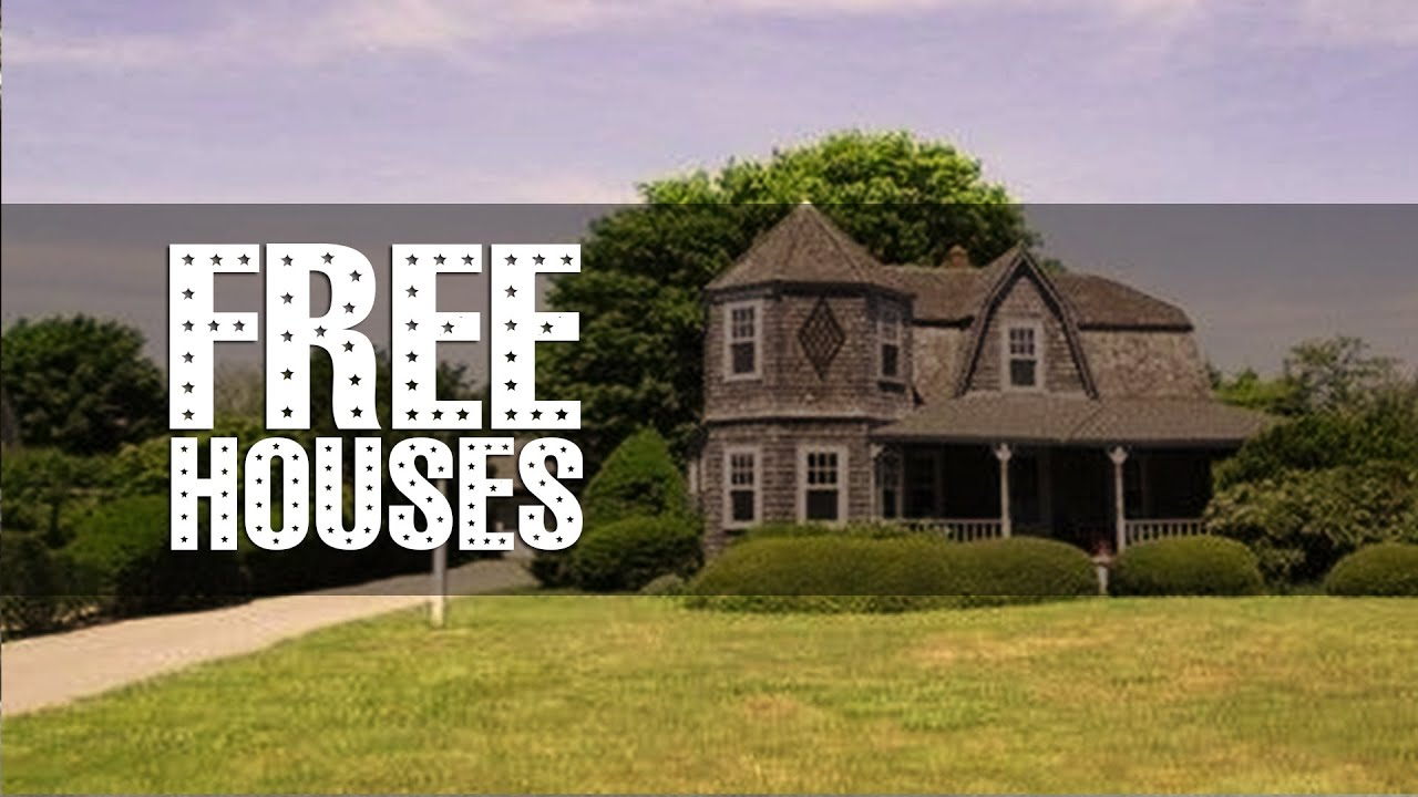 Free Houses! 6 Beautiful Historical Homes Being Offered