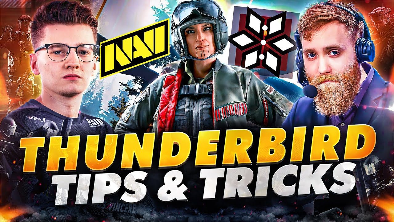 Thunderbird Tips & Tricks - NAVI Rainbow Six Guide