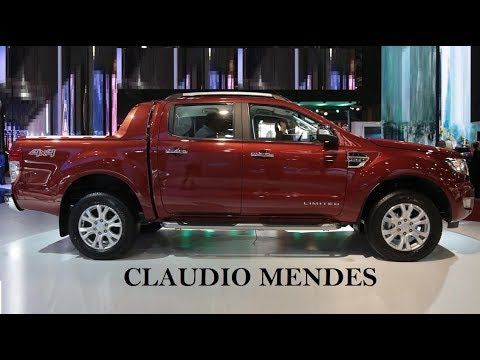 ford ranger limited 2018 com muitos detalhes youtube. Black Bedroom Furniture Sets. Home Design Ideas